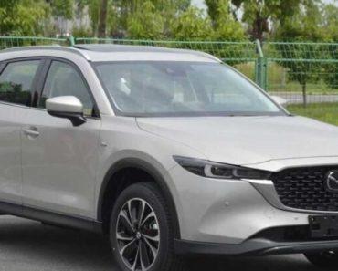 A Closer Look at The 2022 Mazda CX-5