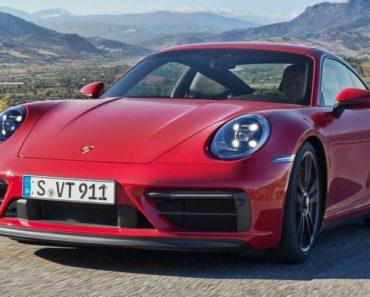 A Closer Look at The 2022 Porsche 911 GTS