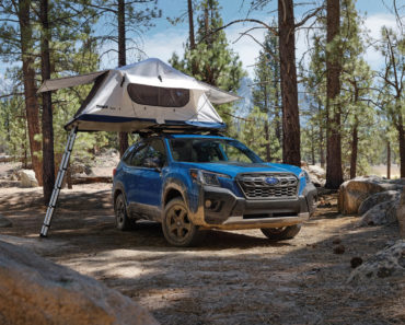 A Closer Look at The 2022 Subaru Forester Wilderness