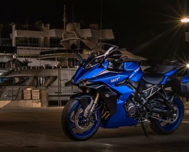 A Closer Look at The 2022 Suzuki GSX-S1000GT