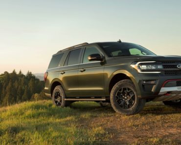 A Closer Look at The 2022 Ford Expedition