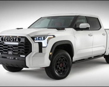 A Closer Look at The 2022 Toyota Tundra
