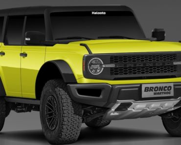 What We Know about the 2023 Ford Bronco Raptor