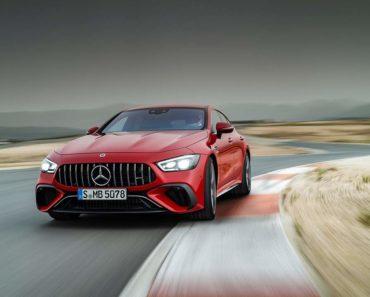 A Closer Look at The 2023 Mercedes-AMG GT63 S E
