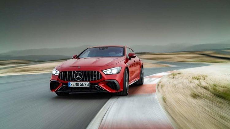 2023 Mercedes-AMG GT63 S E