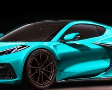 A Closer Look at The 2023 Corvette Z06