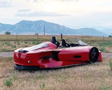 """VonMercier Reveals """"Arosa"""" – The Supercar of Hovercrafts"""