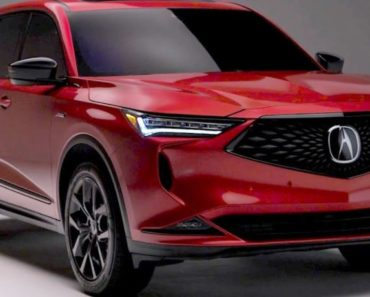A Closer Look at The 2022 Acura RDX