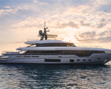 A Closer Look at Azimut's Largest Yacht Grande Trideck