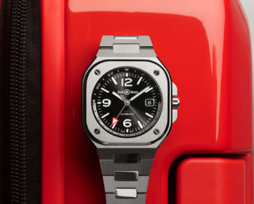A Closer Look at the Bell & Ross BR 05 GMT