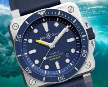 A Closer Look at the Bell & Ross Diver Blue