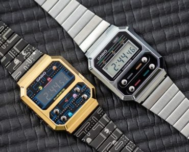 A Closer Look at the Casio Vintage X Pac-Man A100WEPC-1B