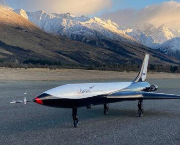 Dawn Aerospace's Mk-II is Literally a Reusable Rocket Ship