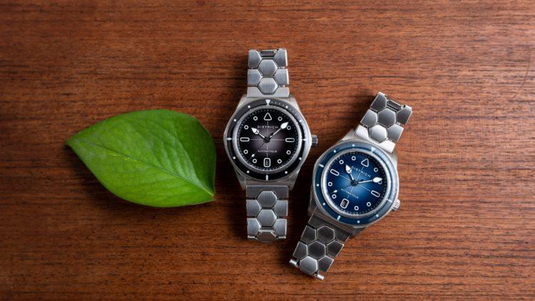 Dietrich SD-1 Skindiver Mid-Size Watch