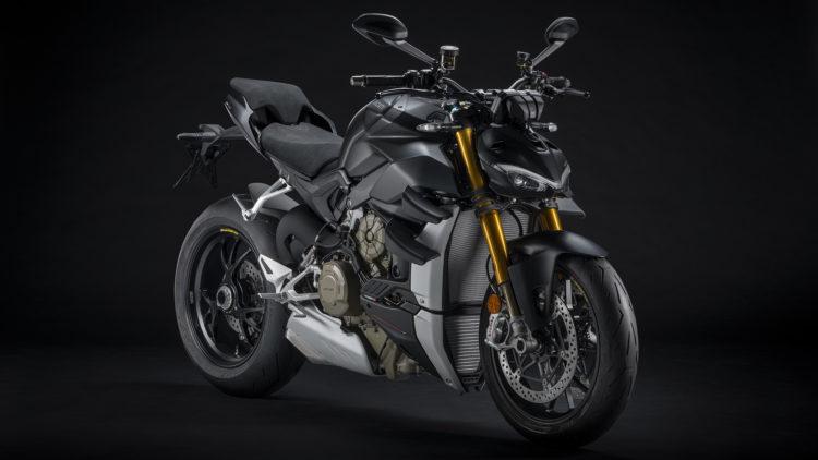 Ducati Streetfighter V4 SP