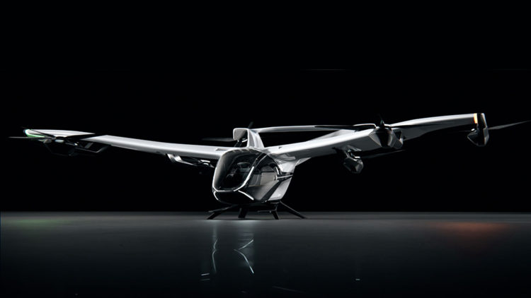 Electric Air Taxi from Airbus
