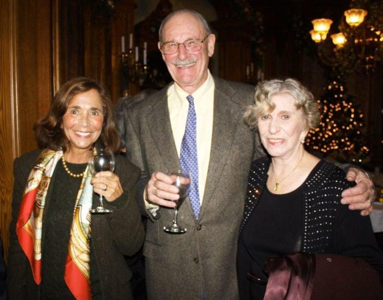 Bill and Susan Alfond