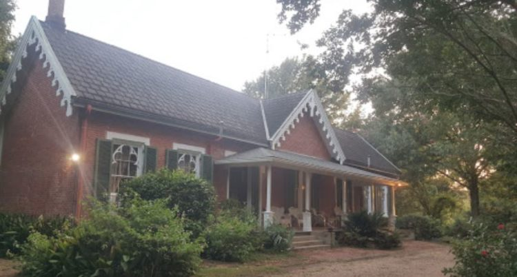 Glenfield Plantation - Natchez, Mississippi