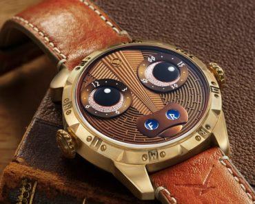 A Closer Look at the Konstantin Chaykin Wristmon Minotaur