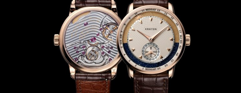 A Closer Look at the Krayon Anywhere Watch