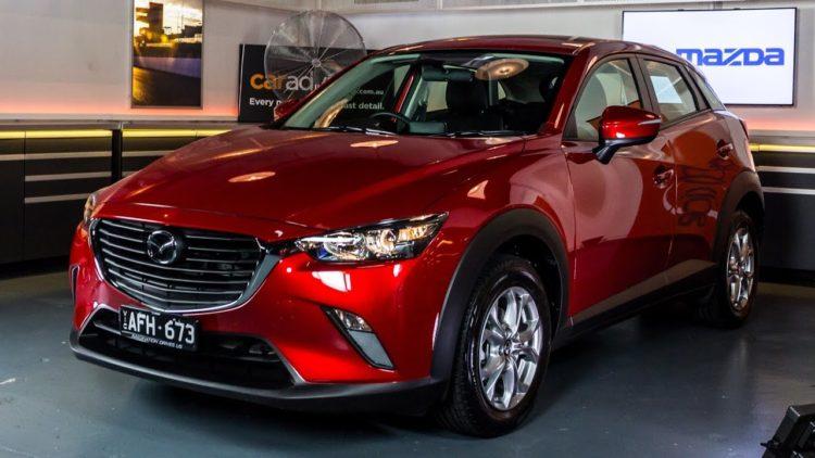 Mazda CX 3 (2017 – Present)