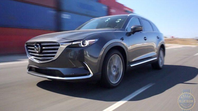 Mazda CX 9 (2017 – Present)