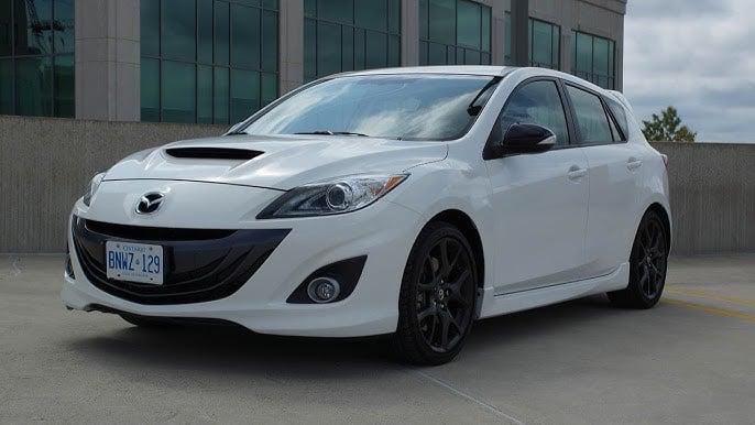 Mazda Speed 3 2013-Present