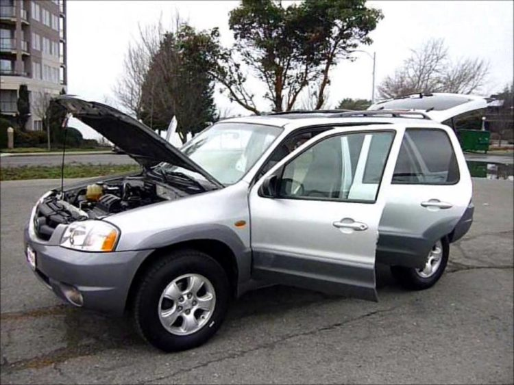 Mazda Tribute (2001 – 2009)