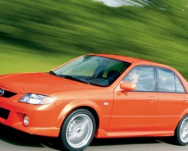 Whatever Happened to the Mazdaspeed Protoge?