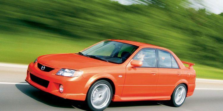 Mazdaspeed Protoge