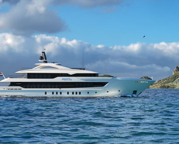 """Check Out Heesen's New Superyacht """"Project Apollo"""""""