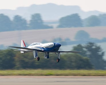 A Closer Look at Rolls-Royce's New All-Electric Plane