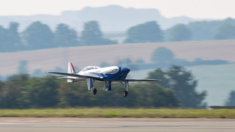Rolls-Royce's New All-Electric Plane