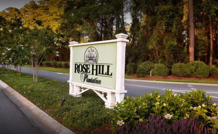Rose Hill Plantation - Bluffton, South Carolina
