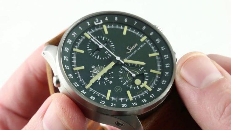 Sinn Jagduhr Hunting Chronograph 3006
