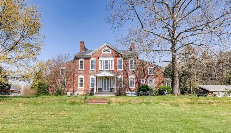 Sion Hill Plantation - Havre de Grace, Maryland