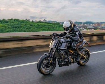 Check Out This Custom Yamaha XSR900 by Rough Crafts