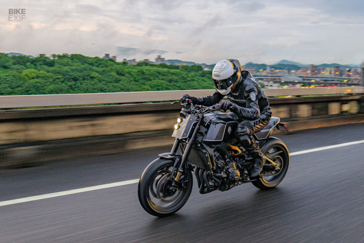 Yamaha XSR900 by Rough Crafts