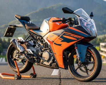 A Closer Look at The 2022 KTM RC 390
