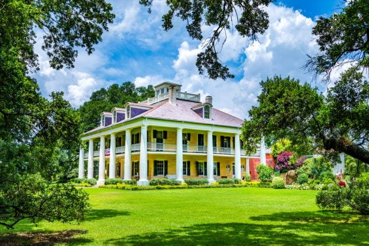 Houmas House Plantations - Burnside, Louisiana