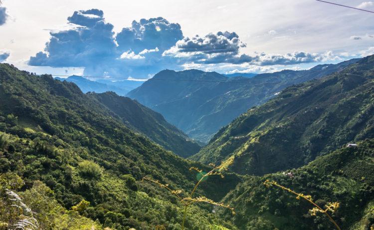 Take in the Views from Miradores Piedra del Amor y Buenvista