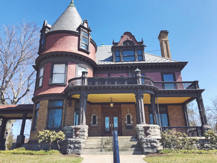 Step into the past at Salmon Brook Historical Society