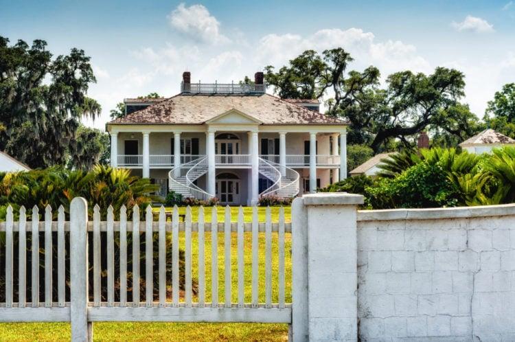 Evergreen Plantation - Wallace, Louisiana