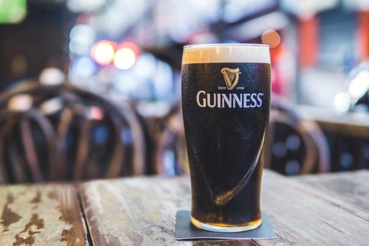 Grab a Guinness at Paddy Mac's Pub