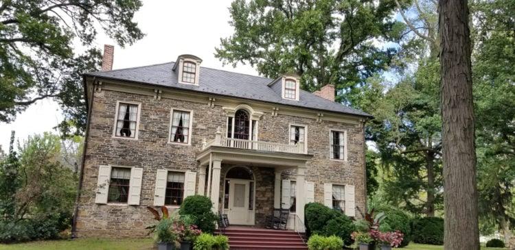 Fort Hunter Mansion and State Park