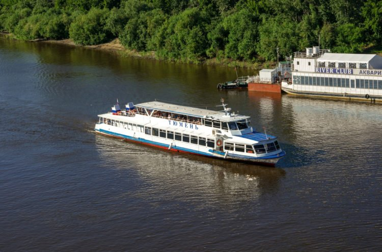 Enjoy the Tura Cruise