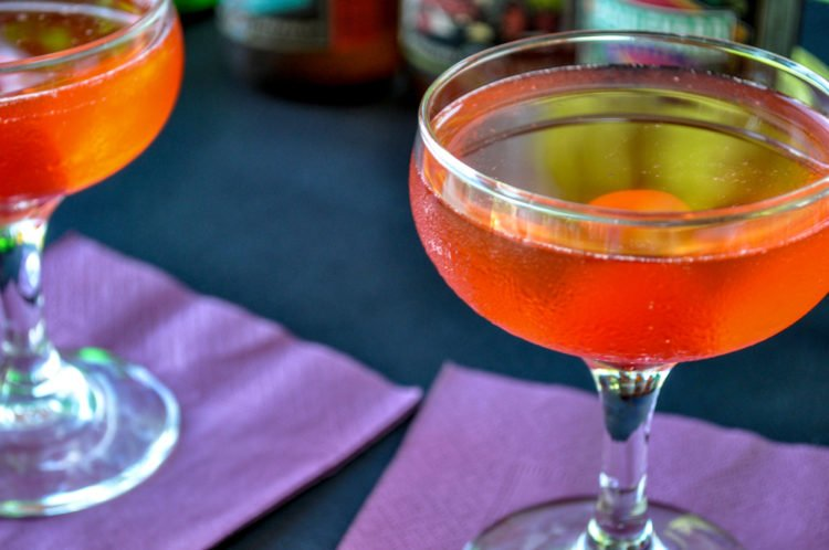 Indulge in a cocktail at Mary Pickford