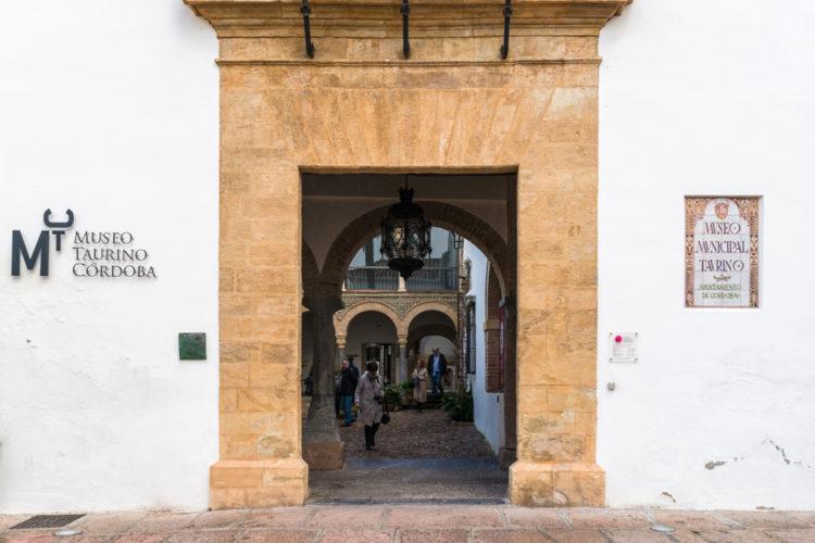 Explore the Bullfighting Museum