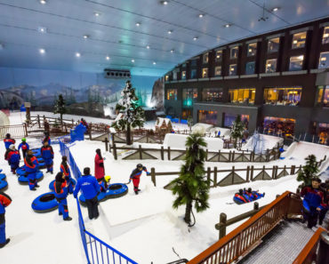 10 Places You Can Ski and Snowboard Indoors All Year Round