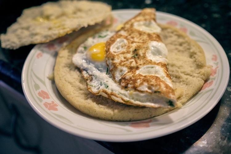 Try the Llanero Food